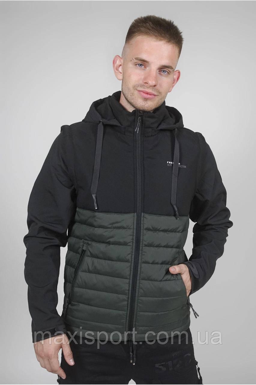 Мужская куртка-трансформер Freever (8314)