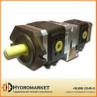 Шестеренный насос EIPH3-032-RK20-1X+EIPH2-016-RP30-1X Eckerle Hydraulic