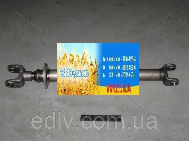 Вал карданный ГАЗ 3302,3221,2705 передняя часть промежуточный (покупн. ГАЗ)  3302-2202015