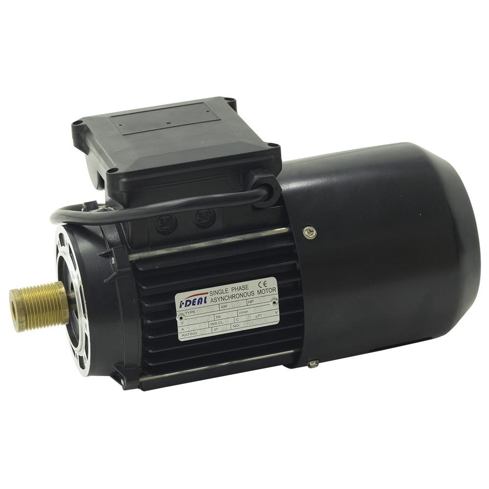 Двигатель асинхронный однофазный с электромагнитным стопором