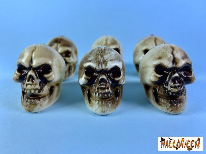 """Декор """"Набор маленьких черепов"""""""