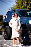 Пальто KEY для девочки зимнее  ОПТОМ!, фото 1
