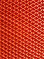 EVA материал для автоковриков (ЭВА листы) 2000*1200 мм оранжевый Eva-Line ромб