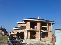 Продаж керамічних блоків. Будівництво будинків з керамічних блоків. ПП «ТехБудДизайнн»
