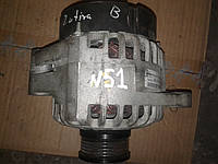 Б/у генератор/щетки для Opel Zafira B 1.9CDTI (MS1022118640)