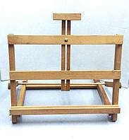 Мольберт деревянный, настольный (M19)