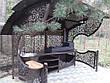 """Мангальный комплекс """"Эмир"""" (в черном цвете) стандартная комплектация, фото 4"""