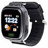 Детские телефон-часы с GPS трекером Smart Watch Q90 black, фото 2