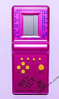 Тетрис 9999 (розовый, металлик)