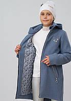 Кашемировое пальто для девочки. Только опт!!, фото 1