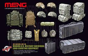 Современная американская военная экипировка 1/35 MENG SPS-015