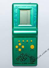 Тетрис 9999 (зеленый, металлик)