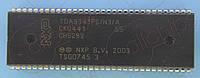 ТВ процессор NXP TDA9341PS/N3/A DIP64