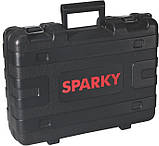 Аккумуляторный ударный гайковерт Sparky GUR 18SLi HD, фото 5