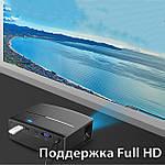 Проектор мультимедийный Wi-light GP80 Wi-Fi проектор портативный Проектор для дома Оригинал, фото 8