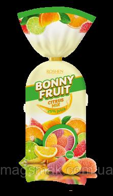 Желейные конфеты Bonny-fruit цитрусовый микс, фото 2