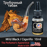 Ароматизатор TPA (TFA) Mild Black / Cigarillo (Трубочный табак) 10мл
