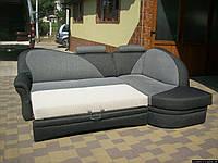 Новий кутовий диван, розкладний (5322)