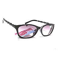 Женские очки с тонированной линзой