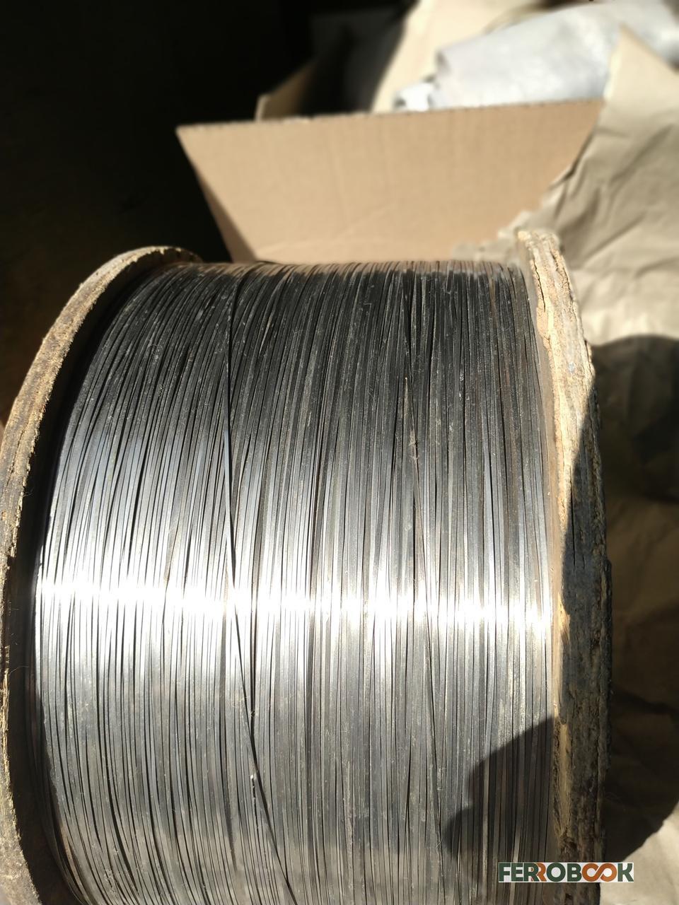 Нихромовая лента Х20Н80 0,2х1,2мм - 200м