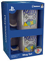 Paladone Playstation - Player One and Player Two (PP4922PS)