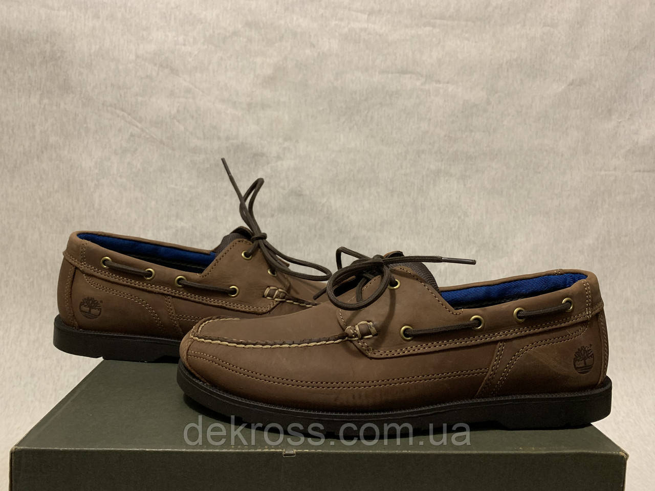 Топсайдеры Timberland Piper Cove FG Boat Loafers (45) Оригинал TB0A1N51