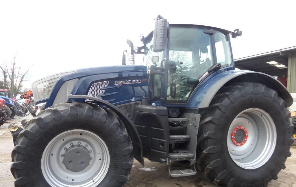 Трактор Fendt 9391 Vario Profi Plus, 2017 г.в.