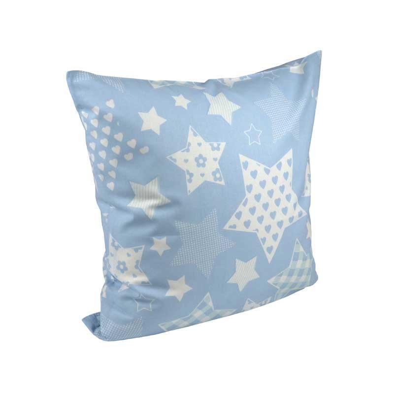 Наволочка 40х60 бязь blue star