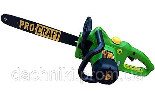 Электропила ProCraft K2300 боковая