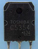 Транзистор NPN 800В 5А Toshiba 2SC5354 TO3P