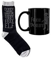 Подарочный набор Paladone Harry Potter - Dobby Mug and Socks  Set (GIFPAL476)