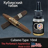 Ароматизатор TPA Cubano Type (Кубинский табак) 10мл