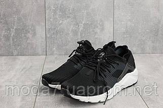 Кроссовки мужские Classica A 023 -3  черные (текстиль, весна/осень), фото 2