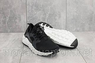 Кроссовки мужские Classica A 023 -3  черные (текстиль, весна/осень), фото 3