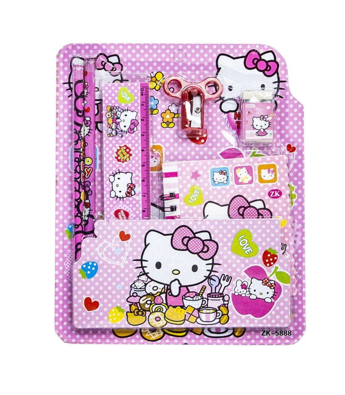 КАНЦЕЛЯРСКИЙ НАБОР HELLO KITTY 002781