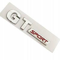 3D эмблема GT sport