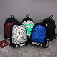 "Рюкзак светоотражающий ""ADIDAS"" 3D Triangle (хамелеон)"