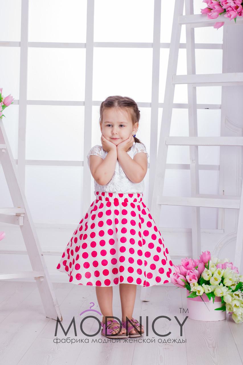 Детская юбка 3545