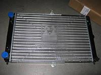 Радиатор охлаждения ВАЗ 2108, 2109, 2113, 2114, 2115, -09, -099 (инжектор) (Tempest). 21082-1301012