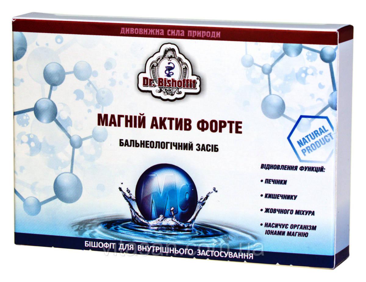 Бішофіт питний МАГНІЙ АКТИВ ФОРТЕ 12 амп. по 2,5 мл