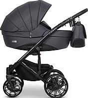Дитяча універсальна коляска 2 в 1 Riko Sigma 01 Antracite, фото 1