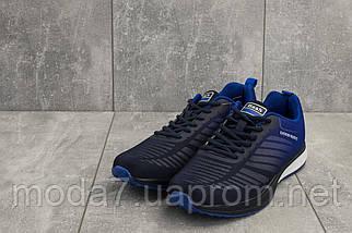 Кроссовки мужские M 712 -3 (Baas Sport) синий (текстиль, весна/осень), фото 2