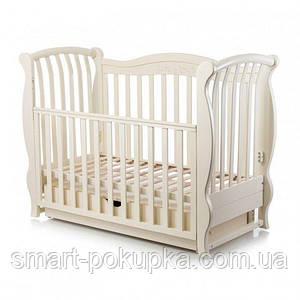 """Дитяча кроватка (ліжечко) бук Mioobaby """"Sinfonia"""""""