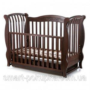 """Дитяча кроватка (ліжечко) бук Mioobaby """"Sinfonia"""" Noce"""