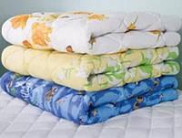 Одеяло двуспальное из овечьей шерсти Чарівний сон 180х210