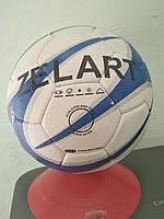 Мяч футбольный кожаный, фото 1