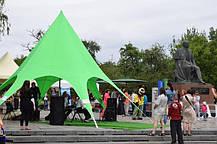 Зеленый шатер в г. Харьков