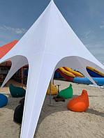 Тент-шатер для пляжа