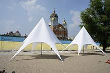 Шатер для городского пляжа