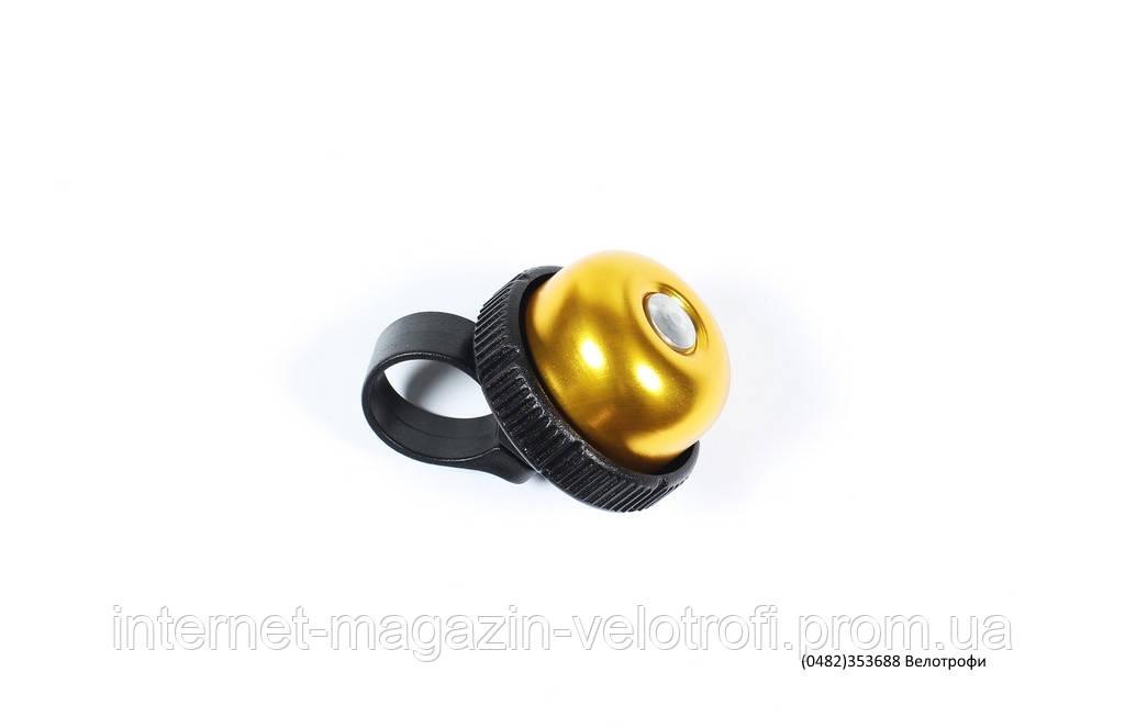 Звонок SPIN-G-GLD